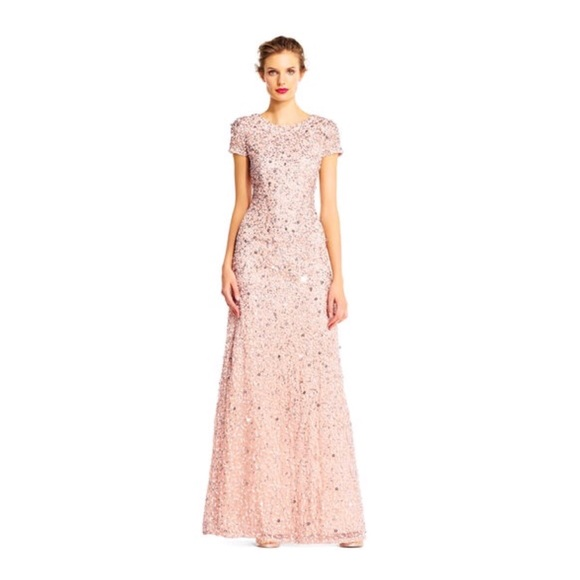 Mother of the Bride Adrianna Papell Gown NWT